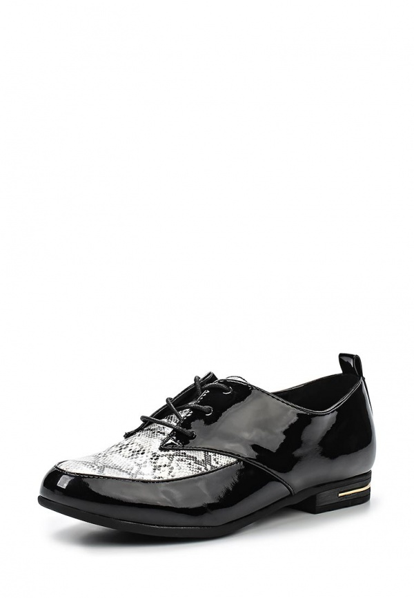 Ботинки Beauty Girls R121 чёрные
