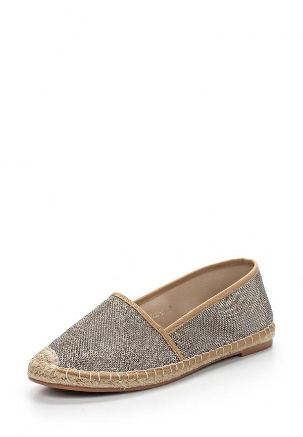 Эспадрильи Max Shoes BL22-202 бежевые