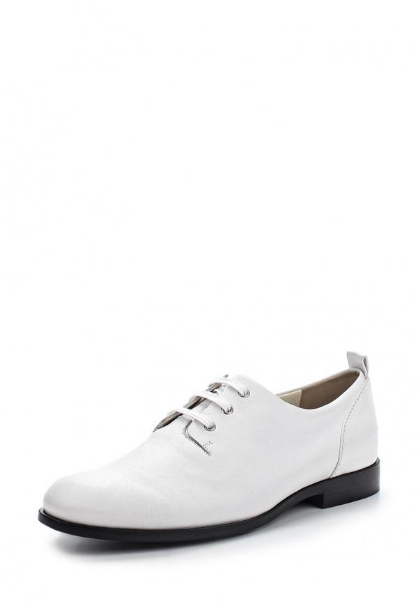 Ботинки Jil Sander Navy JN24049 белые