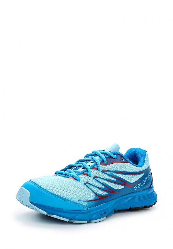 Кроссовки Salomon L37089900 голубые