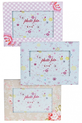 """Рамки для нескольких фото Красный куб Рамка для 3-х фото """"Прованс"""""""