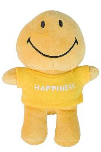 """Плюшевые игрушки Красный куб Игрушка мягкая """"Счастье"""""""