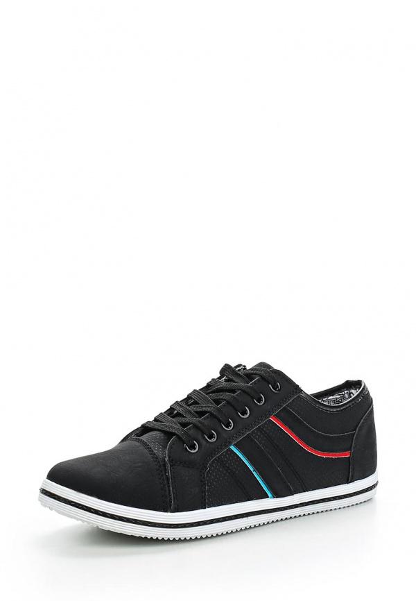 Кеды WS Shoes F-2 чёрные