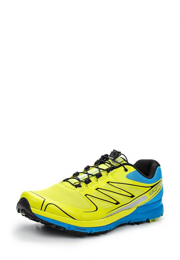 Кроссовки Salomon L37072800 жёлтые