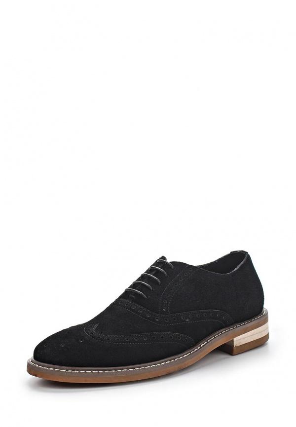 Туфли McCrain SS15MCS010 чёрные