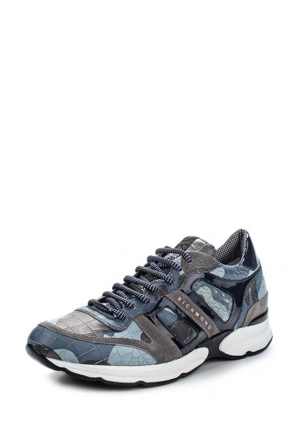 Кроссовки Richmond 5226 синие