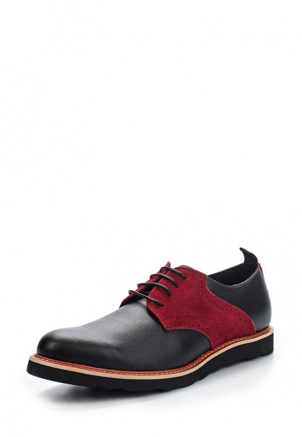 Ботинки McCrain SS15MCS014 чёрные