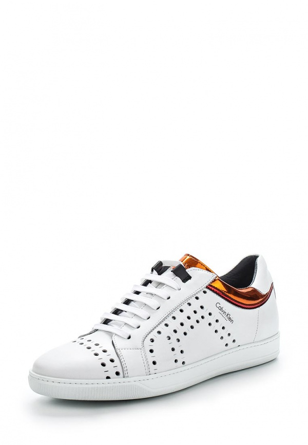 Кроссовки Calvin Klein Collection 5187 белые