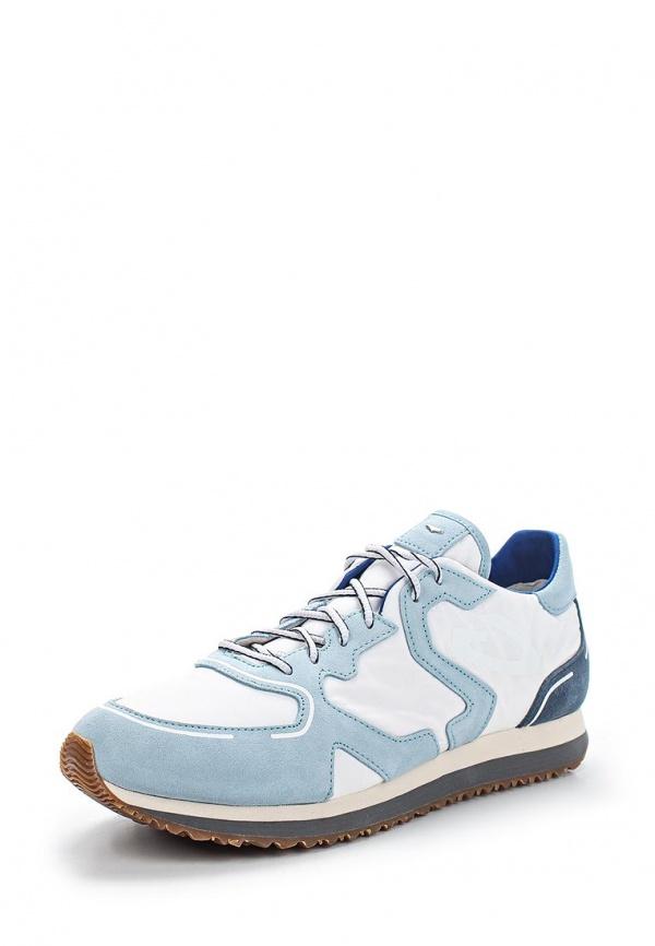 Кроссовки Guardiani Sport SU70391C белые, голубые