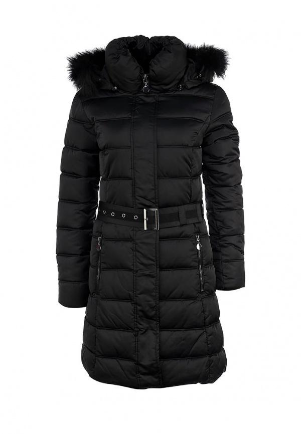 Утепленная куртка Hi-Tec Patrizia чёрные