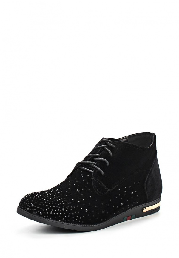 Ботинки ARZOmania LY 06-10 чёрные