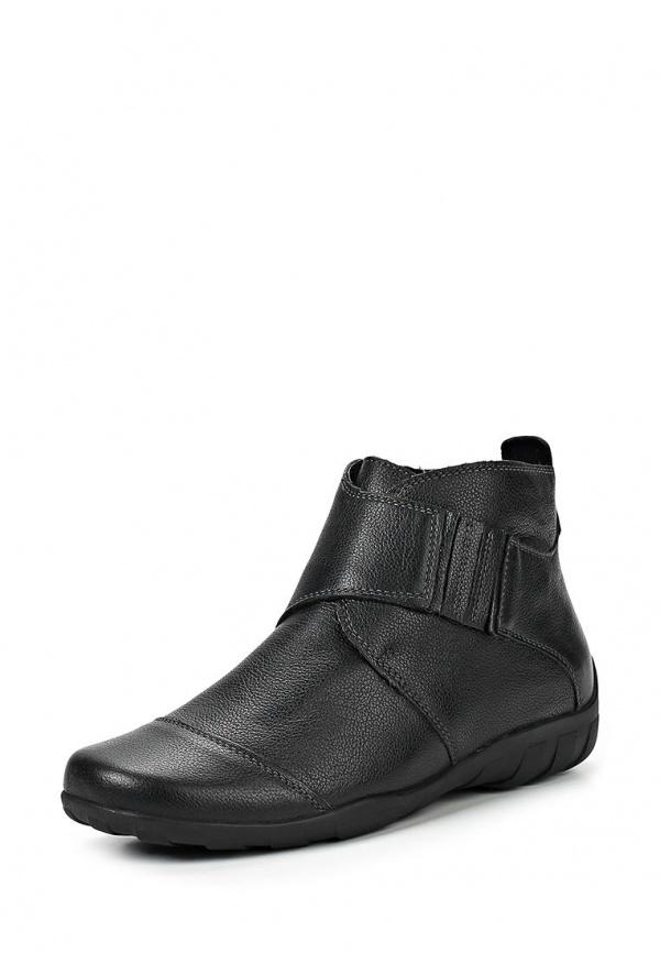 Ботинки Wilmar 42-AG-07 MX чёрные