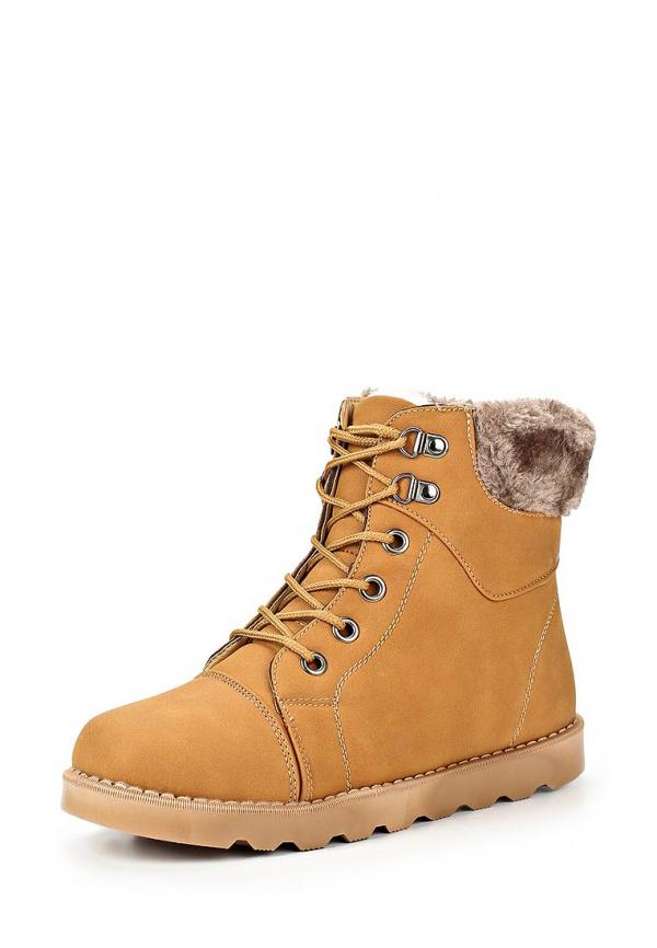 Ботинки Dutto 625-00AQW-1A коричневые