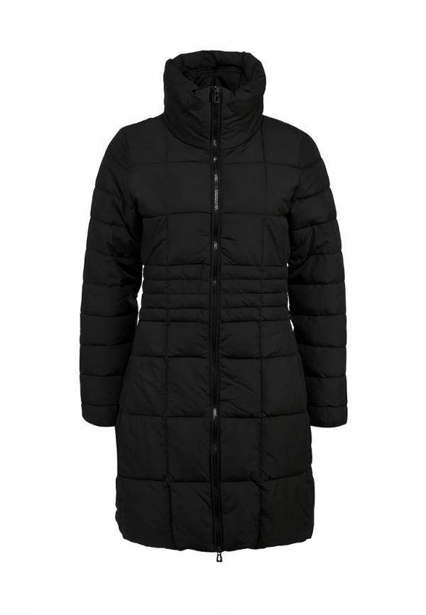 Куртка утепленная  E631 чёрные