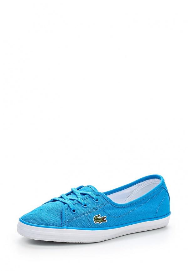 Кеды Lacoste SPW102711C голубые