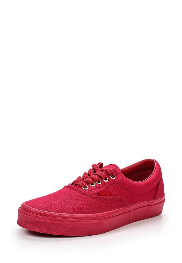 Кеды Vans VY6XFF4 красные