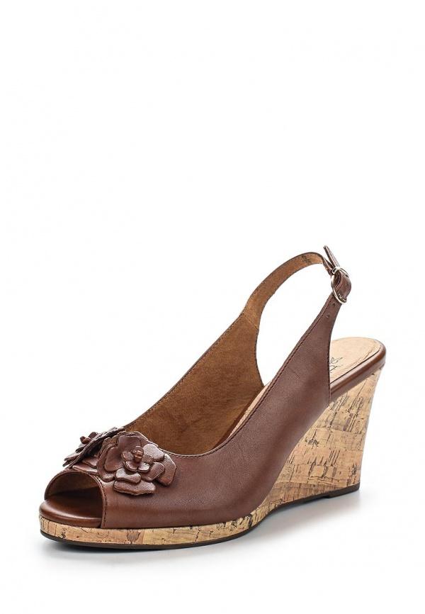Босоножки Caprice 9-9-28305-34-305 коричневые