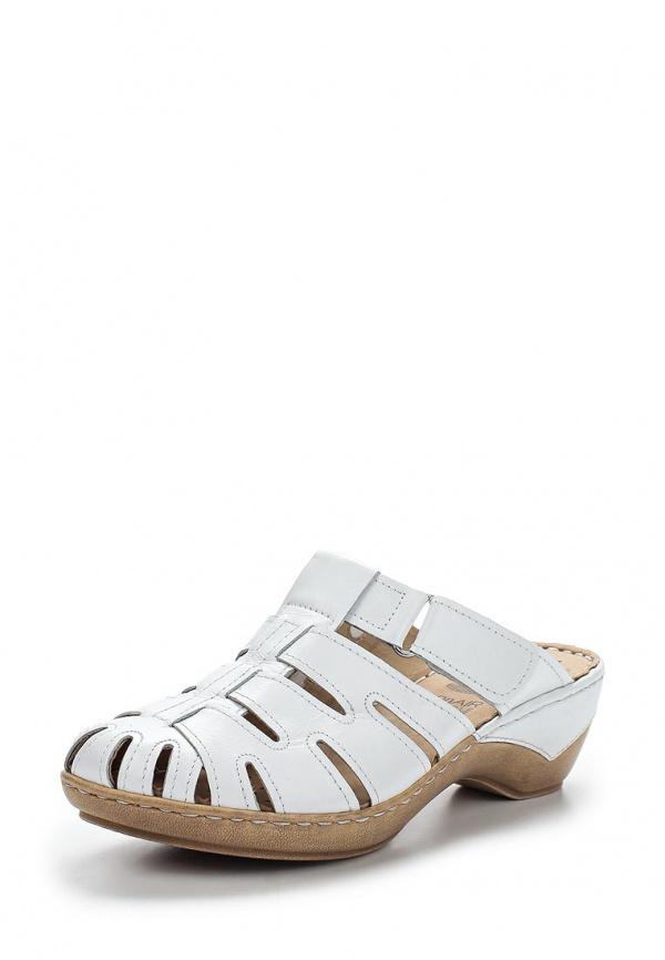 Сабо Caprice 9-9-27352-24-100 белые