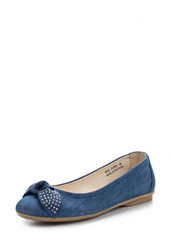 Балетки SALSA 112625 синие
