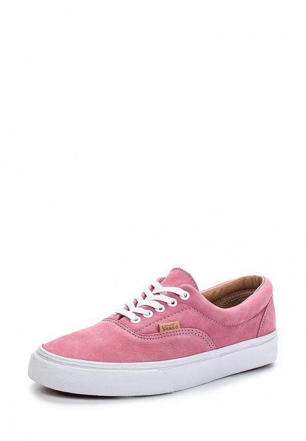 Кеды Vans VZUJF7M розовые