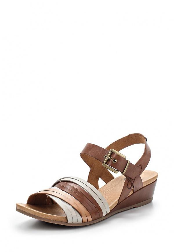 Сандалии Caprice 9-9-28213-34-306 коричневые