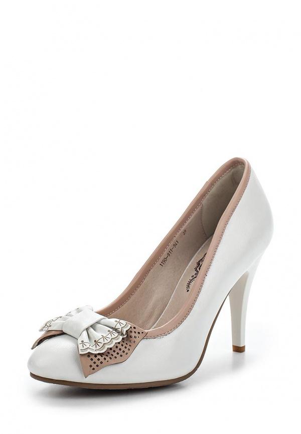Туфли La Grandezza 1190-911-941 белые