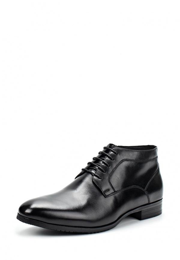 Ботинки Mascotte 24-420951-0102 чёрные