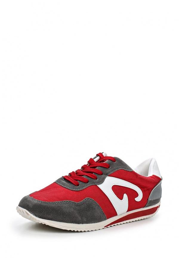 Кроссовки T.P.T. Shoes YD8080 красные