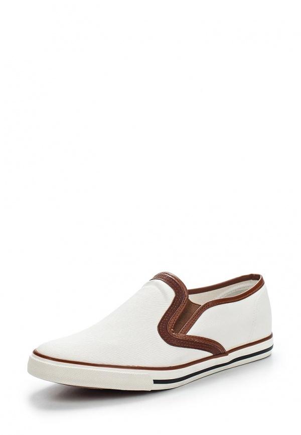 Слипоны T.P.T. Shoes XJY-2 белые