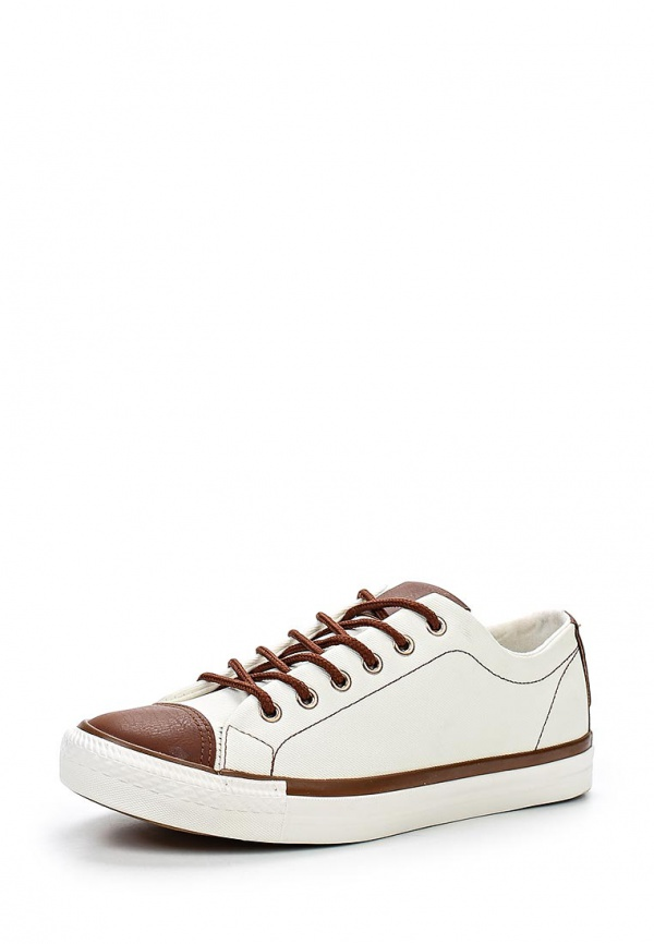 Кеды T.P.T. Shoes XJY-C118 молочный