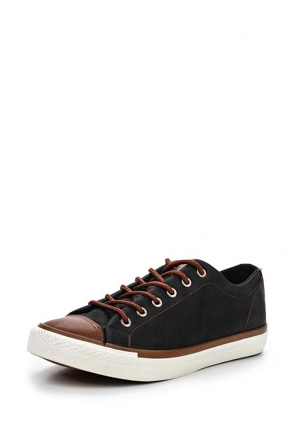 Кеды T.P.T. Shoes XJY-C118 чёрные