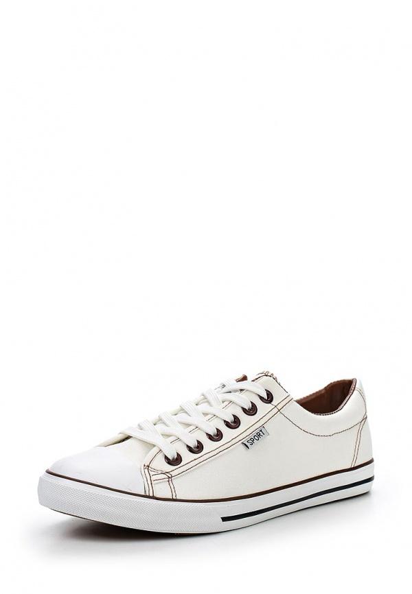 Кеды T.P.T. Shoes BN-136 белые