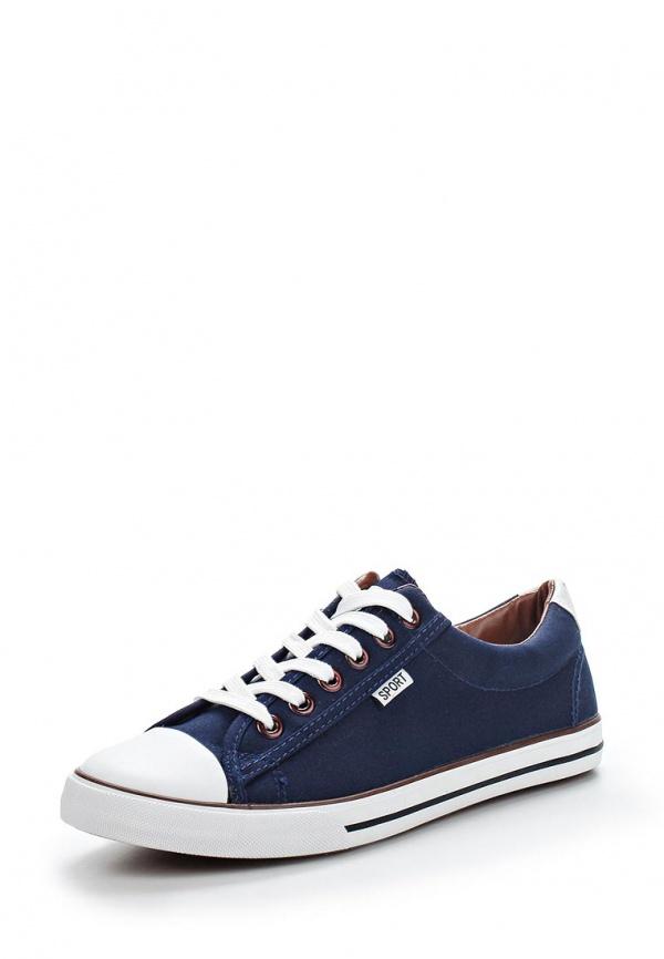 Кеды T.P.T. Shoes BN-136 синие