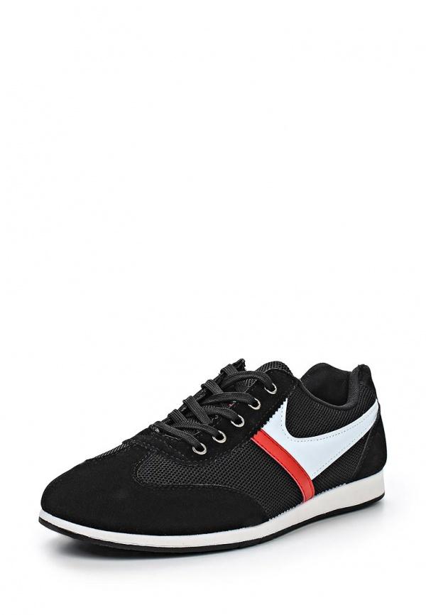 Кроссовки T.P.T. Shoes YD-1062 чёрные