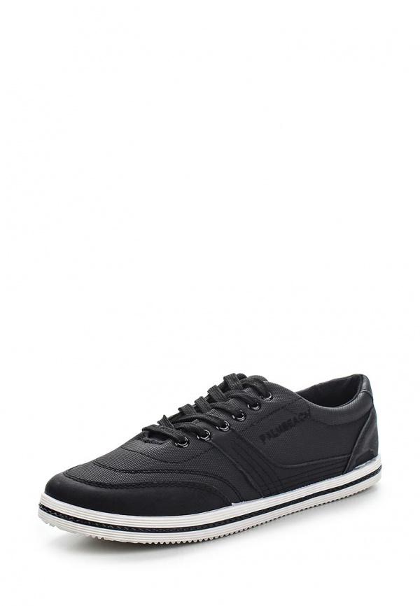 Кеды WS Shoes 205 чёрные
