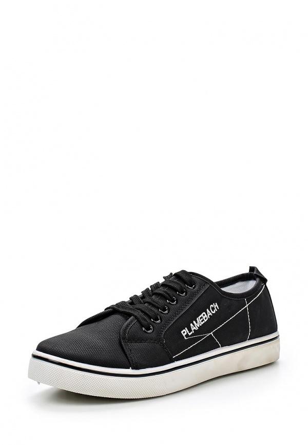 Кеды WS Shoes 208 чёрные