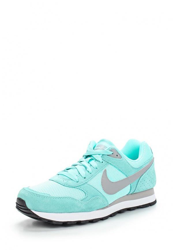 Кроссовки Nike 629635-301 зеленые