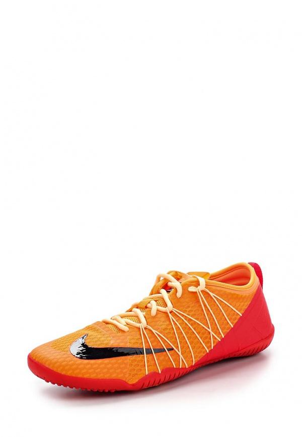 Кроссовки Nike 718841-800 оранжевые
