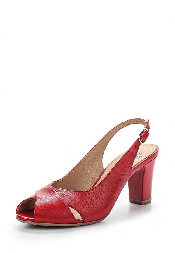 Босоножки Caprice 9-9-29609-24-593 красные