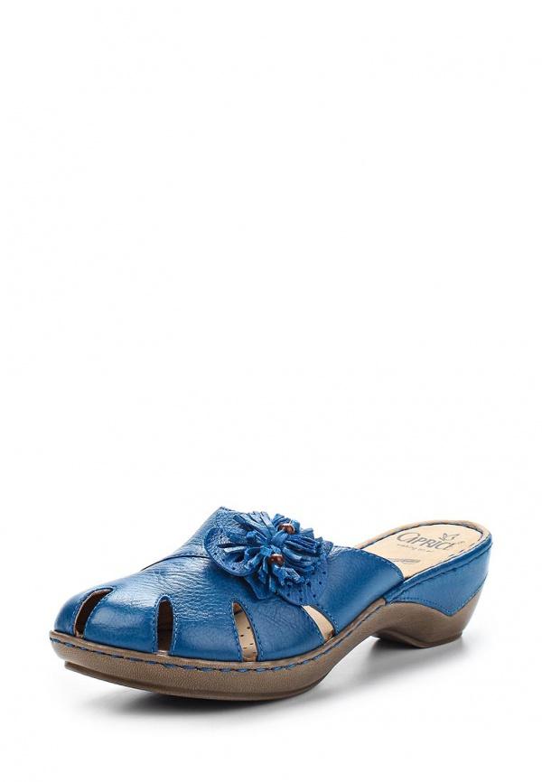 Сабо Caprice 9-9-27351-24-800 голубые