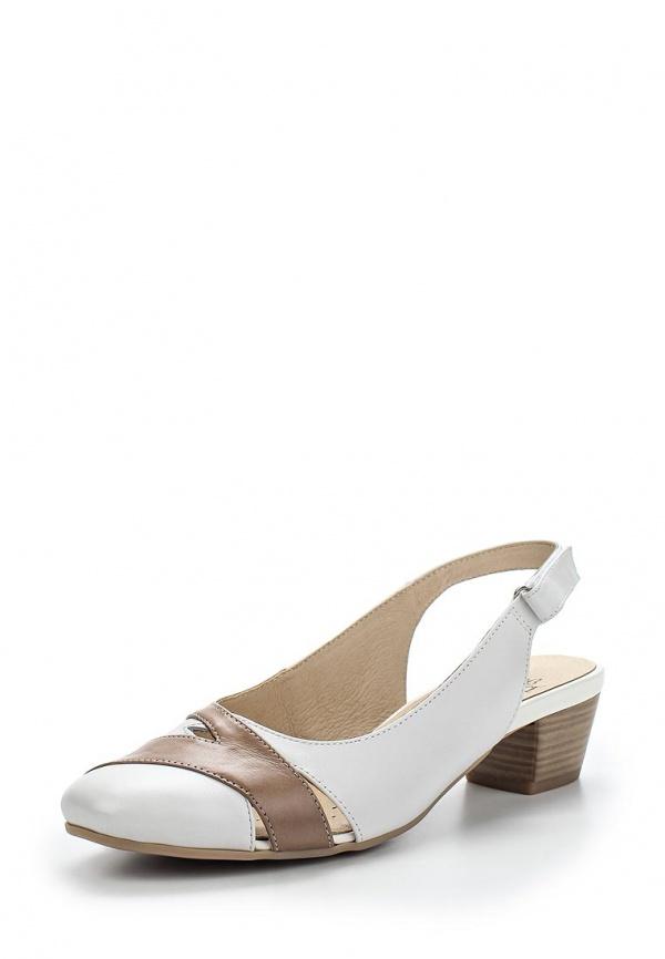 Туфли Caprice 9-9-29501-34-108 белые