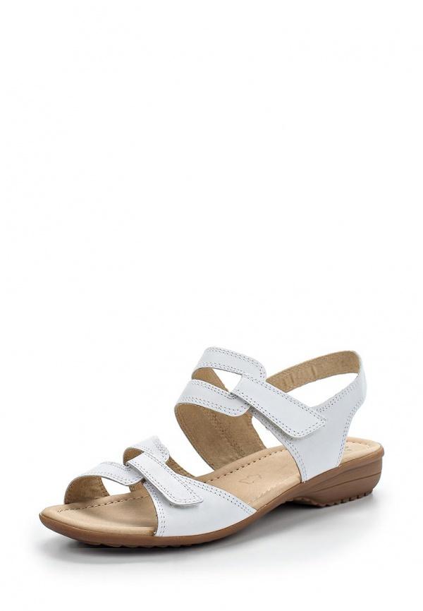 Сандалии Caprice 9-9-28651-24-100 белые