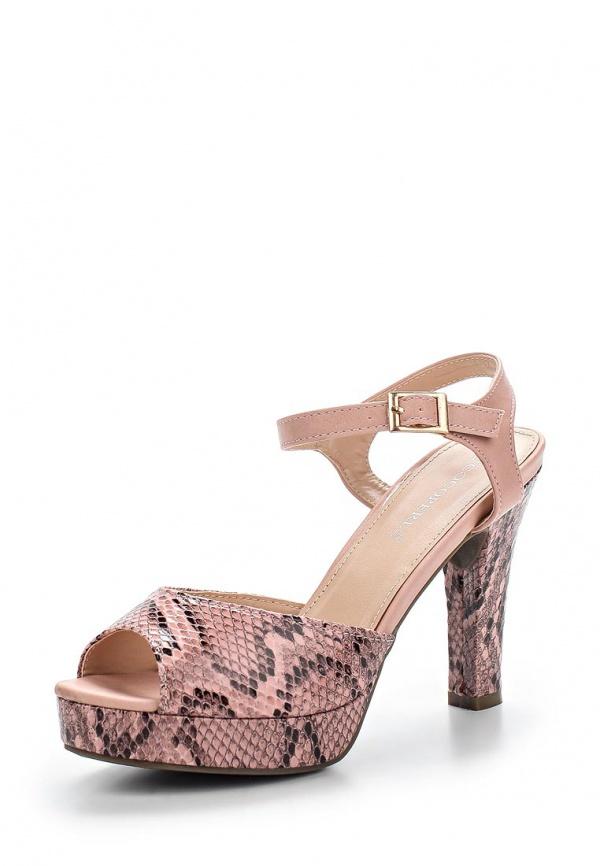 Босоножки Coco Perla 425 розовые