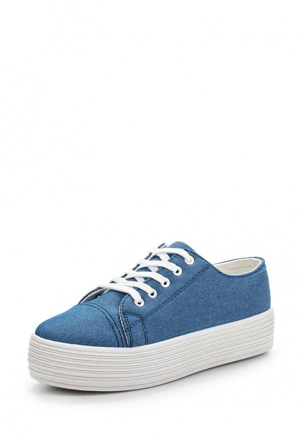 Кеды Coco Perla 434 синие