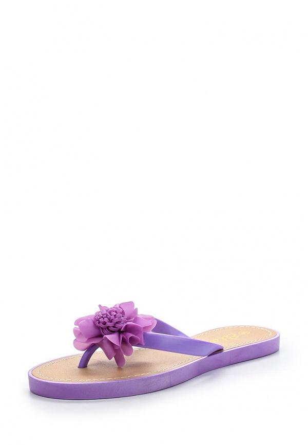 Сланцы Ella Daisy фиолетовые