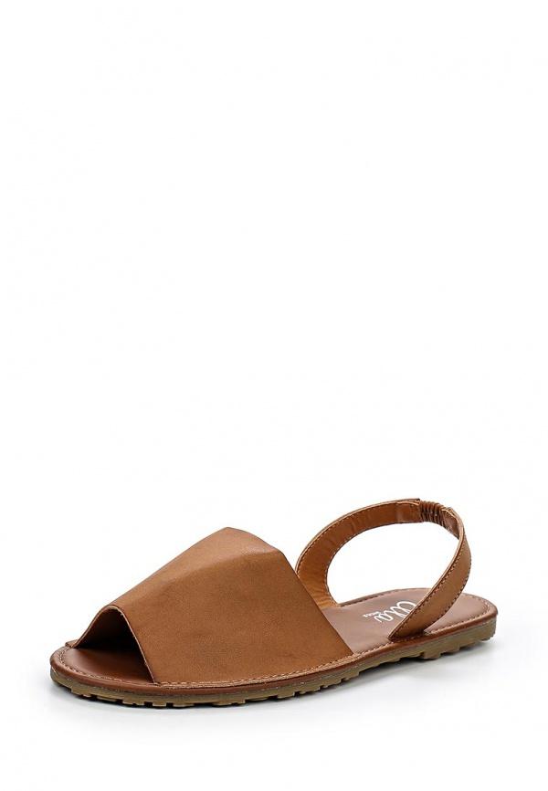 Сандалии Ella Palma коричневые