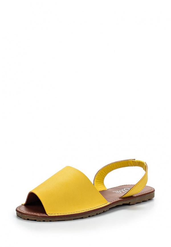 Сандалии Ella Palma жёлтые