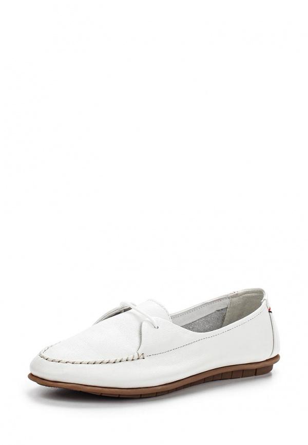 Ботинки La Grandezza F5572-C5W белые