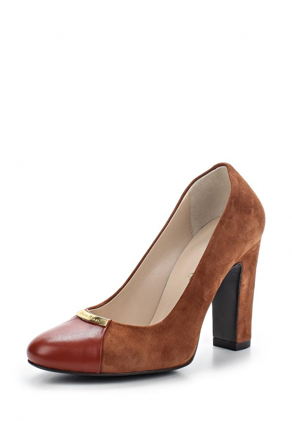 Туфли Marco Rizzi 25803 коричневые