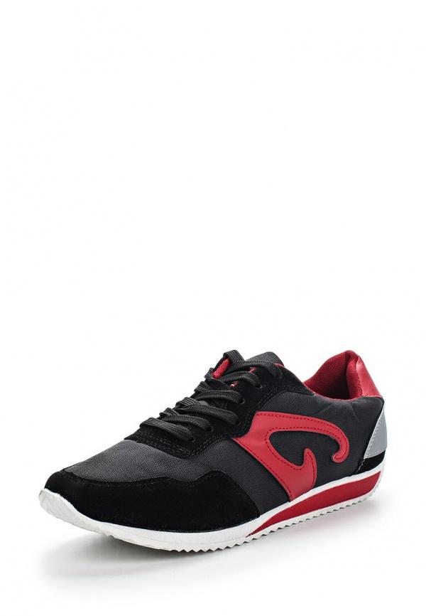 Кроссовки T.P.T. Shoes YD8080 чёрные